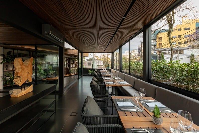 Nomade Restaurante - Nomaa Hotel