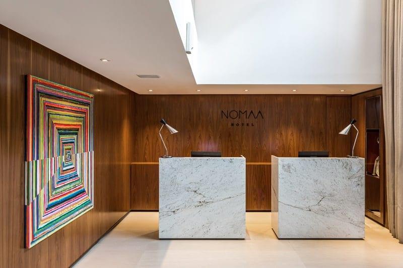 Lobby - Nomaa Hotel